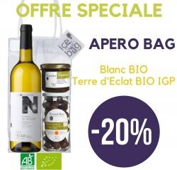 -20% Apéro Bag IGP Blanc Terre d'éclat BIO