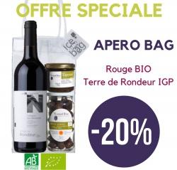 -20% Apéro Bag IGP Rouge Terre de Rondeur BIO