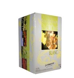 Bag in Box IGP Coteaux des Baronnies White  5 L