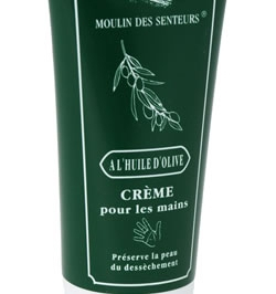 Beauty cream for hands with olive oil 100 ml