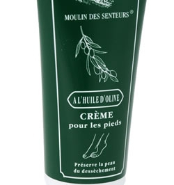 Beauty cream for foot with olive oil 100 ml