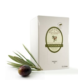 BIB 5 L d'Huile d'olive de Nyons AOP