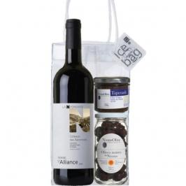 Red wine aperitif pack