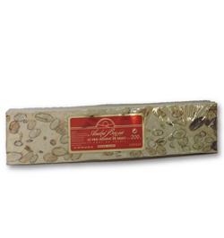 Nougat blanc aux amandes - 200 g