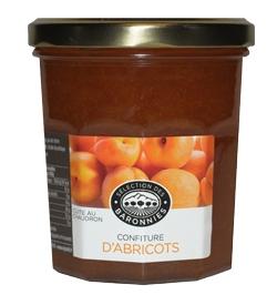 Confiture d'abricot - 350 g