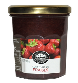 Stawberry Jam 350 g