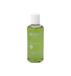 Shower gel with olive oil - 200 ml
