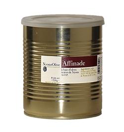 Affinade aux olives Noires de Nyons AOP - 750 g