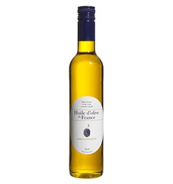 Huile d'olive de France Fruité intense - 50 cl