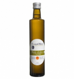Glass bottle 50 cl Extra Virgin olive oil NYONS PDO ORGANIC -