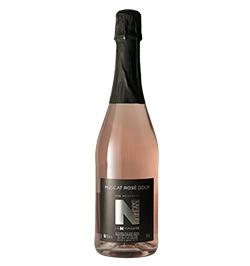 Mousseux Rosé, Muscat - carton de 6 bouteilles