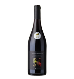 """Côtes du Rhône Rouge AOC """"REJOUISSANCE"""" - carton de 6 bouteilles"""
