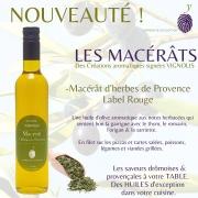 MACÉRAT D'HERBES DE PROVENCE &  son goût