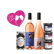 ALLIANCE D'EXCEPTION VINS ROSÉS TARTINABLES