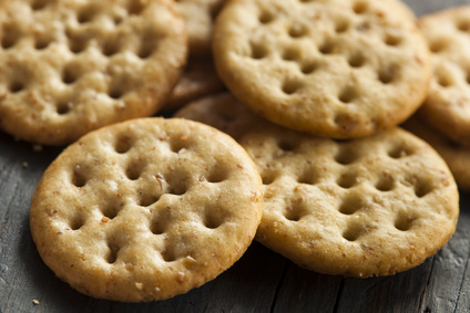 CRACKERS MAISON A L'HUILE D'OLIVE NYONSOLIVE